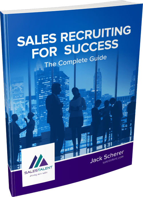 Recruiting for Sales Success FREE E-book