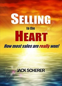 Selling to the Heart book cover